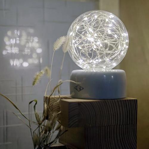 宇宙來電礙子燈座